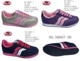 Numéro 50667 hommes et chaussures occasionnelles des femmes six couleurs