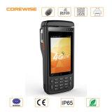 Posição Terminal de RFID GPS 4G GPRS Biometric Fingerprint