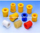Tappo di plastica su ordine della gomma di silicone