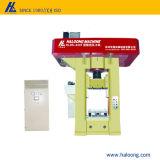 特別な形のラインのブロックによって発射される煉瓦作成機械
