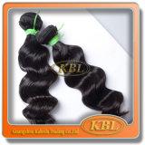 Weave естественных богемских человеческих волос цвета 350 скручиваемости бразильский