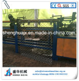자동적인 Chain Link Fence Machine 또는 Diamond Mesh Machine
