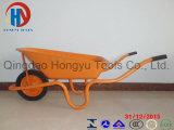 Ferramentas de jardim carrinho de mão de roda do metal de 5 Cuft para jardinar (WB7603)