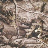 Camuflaje de la anchura de Tsautop los 0.5m/1m y película soluble en agua decorativa Tsmh002 de la impresión del material PVA de la película hidrográfica de la película de la impresión de la transferencia del agua del árbol