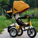 2016 bester Preis-scherzt faltendes Kind-Dreiradbaby-Dreirad Dreirad (OKM-638)