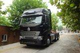 Camion della testa del trattore di HOWO Sinotruk A7 420HP