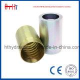 Metalen kap van de Slang van Huatai de Hydraulische voor SAE 100 1sn Slang R1at/En 853 (00110)