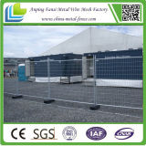2015 Sale caldo Cheap Welded Temporary Fence per l'Australia Standard
