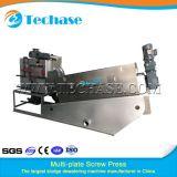 Techase: Die bestes Multi-Platte Spindelpresse-Abwasser-entwässernpresse
