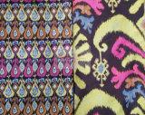 Telas tejidas telar jacquar del bolso de ropa de la butaca del sofá de Ikat