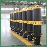 3-7 Tipper Truck를 위한 단계 Telescopic Hydraulic Cylinder