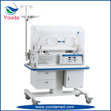 Phototherapy装置が付いている医学の幼児の定温器