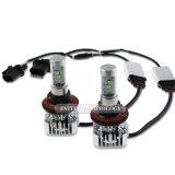 세륨 RoHS 증명서 8000lm 80W LED Headlamp, 자동 LED 헤드라이트, 차 LED 헤드라이트 H13