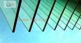4mm freier Raum Frameless Temepred Glas