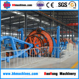 Cly1250 / 1 + 6 Planetary Type Laying up Cable Manufacturing Equipment