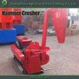 Diesel - moinho de martelo psto do triturador para o Husk de moedura do arroz das microplaquetas de madeira da palha