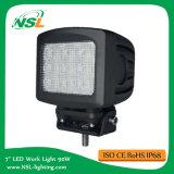 2016熱い販売! ! ! 90W LED作業ライト、12V 24V DC LED作業ライト、トラックのためのセリウムのRoHS LED作業ライト