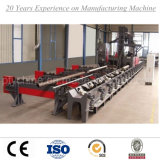 Máquina de sopro do tiro da placa de aço da roda da tubulação para a indústria eletrônica