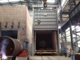 Tipo fornace del carrello di trattamento termico del combustibile