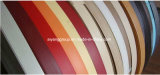 Bordure foncée Lipping de couleur de fibre de bois des meubles PVC/ABS