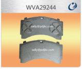 Wva29244 Brake Pads para Actros Truck