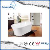 Vasca da bagno indipendente acrilica quadrata della stanza da bagno (AB1515W)