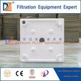 Dazhang a renforcé la plaque de filtre de chambre de polypropylène