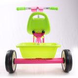 Il triciclo della Cina di potere del pedale scherza il triciclo del metallo del bambino con il certificato