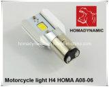 Farol do diodo emissor de luz para a motocicleta 12W