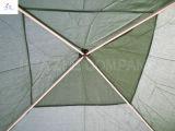[رينغ-بولّ] [غزبو] مع زرّ, ظلة مع, خيمة مع زرّ أو [رينغ-بولّ]