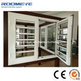 ガラス窓シャッター販売のためのフランスのルーバーアルミニウムWindows