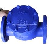 DIN aço fundido swing válvula de retenção, válvula de retenção (H44H)
