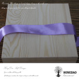 Rectángulo de madera de Hongdao, petróleo esencial pila de discos la venta al por mayor del rectángulo de madera