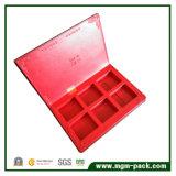 Роскошная кожаный коробка хранения для мемориальных штемпелей