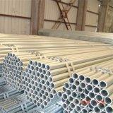 ERW schweißte Kohlenstoff heißes BAD galvanisiertes Baugerüst für Aufbau