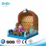 Cocowater Entwurfs-aufblasbarer Krake-Seeräuber federnd für Kind-Spielzeug LG9023