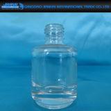 Fles van het Flintglas van de Fles van het nagellak de Hoge