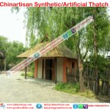 Synathetic Thatch-Dach-Fliesen mit Bildern und technischen Details