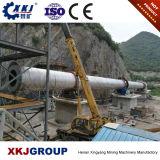 Expérience professionnelle de 40 ans au ciment professionnel en Chine