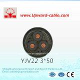 Single-Core алюминиевый сердечник XLPE изолировал силовой кабель обшитый PVC 0.6/1kv