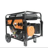 5kw/5kVA 220/380V Electric Gasoline Generator mit Cer, Fs6500e