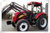 Трактор 110HP&120HP 4WD с 4 в 1 переднем затяжелителе