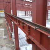 Costruzione prefabbricata della fabbrica del blocco per grafici della struttura d'acciaio di Anti-Terremoto