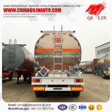 Трейлер топливозаправщика хранения газолина нового керосина типа 2017 тепловозный