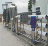 Sistema a acqua industriale del RO dell'acciaio inossidabile per il prezzo di Purication dell'acqua
