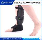 قابل للتعديل ركبة كاحل قدم دعامة