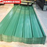 Stahlring-Gebäude Matrial PPGI des Dach-Blattes