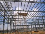 Edificio prefabricado ligero de acero de la estructura de acero del aislante de la azotea