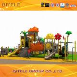 Campo de jogos ao ar livre das crianças da série do jardim zoológico do equipamento (AW-13901)
