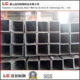 Большая труба черного квадрата Od стальная